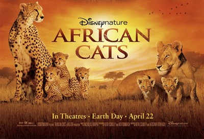 Deborah attends Disney's African Cats premier in aid of Tusk
