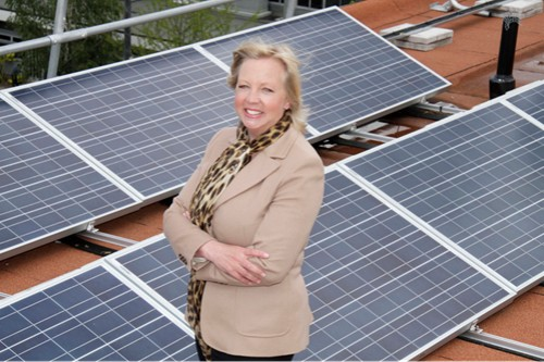 Deborah launches Clean British Energy Campaign