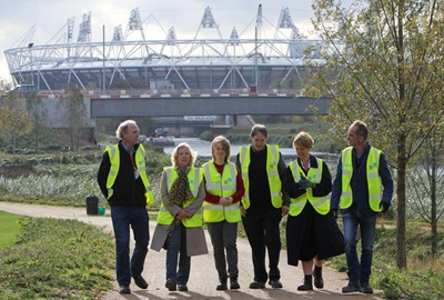 London 2012 sets the standard for sustainability