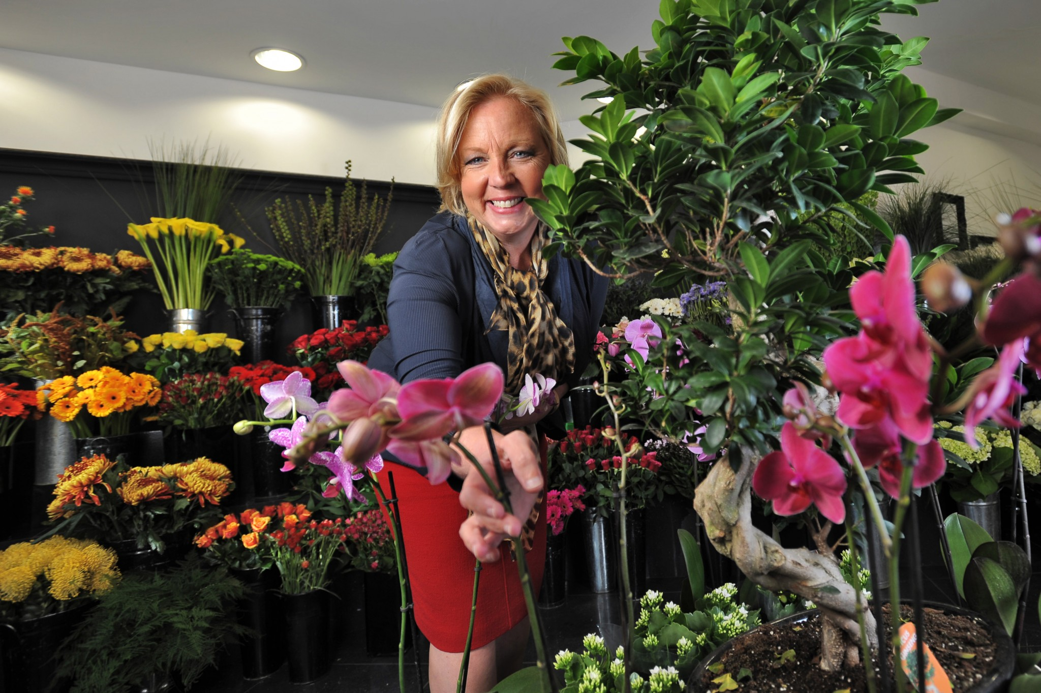 Deborah fronts campaign to promote local businesses